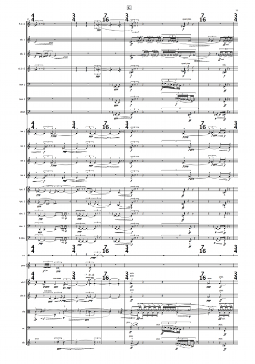 page 11 of score